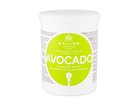 Maska za kosu Kallos Cosmetics Avocado 1000 ml
