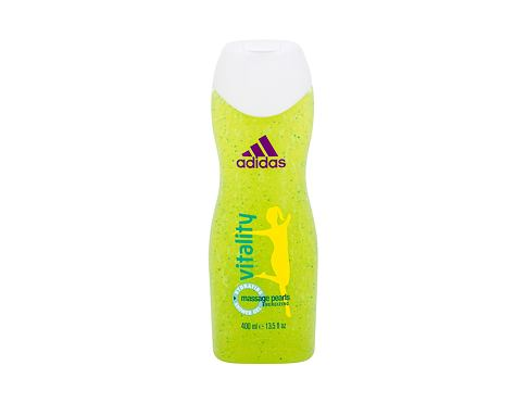 Gel za tuširanje Adidas Vitality For Women 400 ml