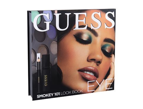Sjenilo za oči GUESS Look Book Eye 13,92 g 101 Smokey Poklon setovi
