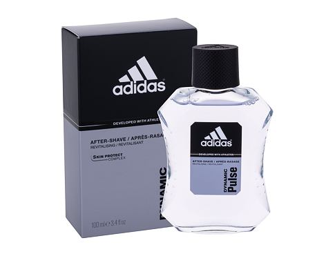 Vodica nakon brijanja Adidas Dynamic Pulse 100 ml