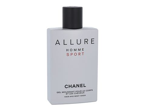 Gel za tuširanje Chanel Allure Homme Sport 200 ml