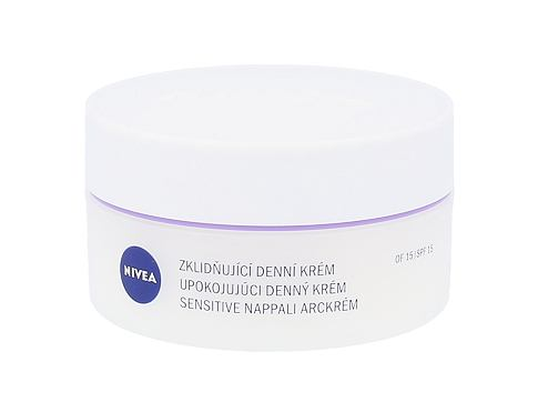 Dnevna krema za lice Nivea Sensitive Day Care 50 ml