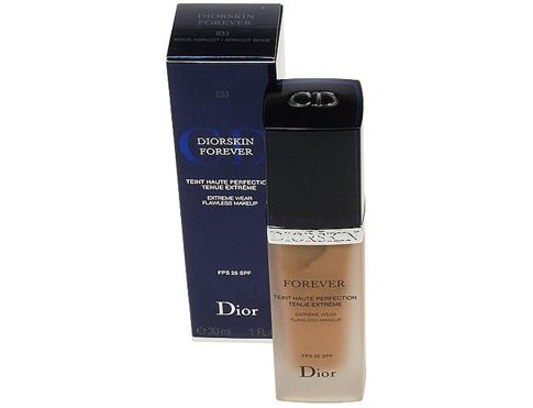 Tekući puder Christian Dior Diorskin Forever Extreme Wear SPF25 30 ml 033 Apricot Beige