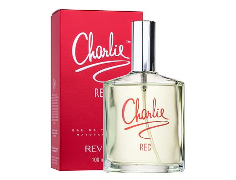 Toaletna voda Revlon Charlie Red 100 ml