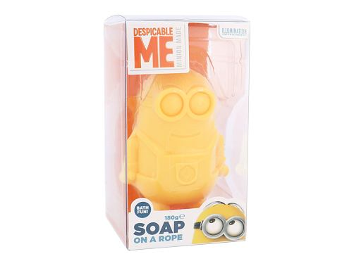 Tvrdi sapun Minions Soap On A Rope 3D 180 g