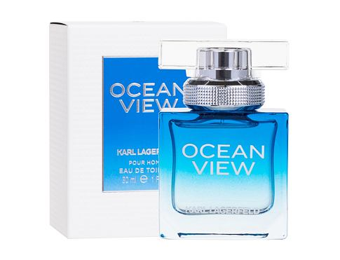 Toaletna voda Karl Lagerfeld Ocean View For Men 30 ml oštećena kutija