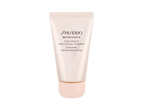 Krema za vrat i dekolte Shiseido Benefiance Concentrated Neck Contour Treatment 50 ml