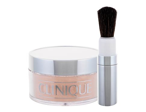 Puder Clinique Blended Face Powder And Brush 35 g 08 Transparency Neutral