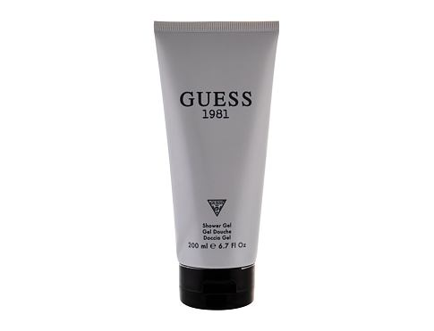 Gel za tuširanje GUESS Guess 1981 200 ml