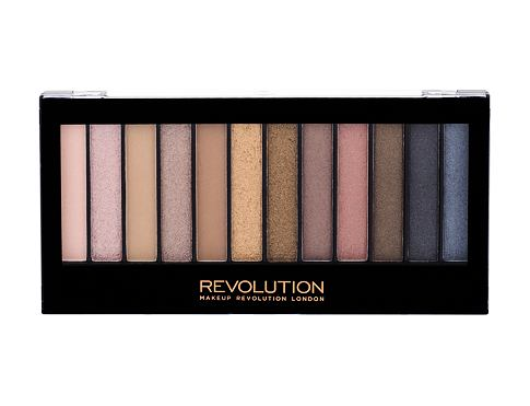 Sjenilo za oči Makeup Revolution London Redemption Palette Iconic 1 14 g