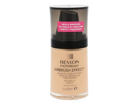 Tekući puder Revlon Photoready Airbrush Effect SPF20 30 ml 002 Vanilla