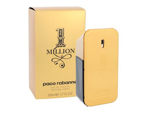 Toaletna voda Paco Rabanne 1 Million 50 ml