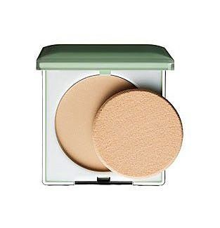 Puder Clinique Stay-Matte Sheer Pressed Powder 7,6 g 01 Stay Buff