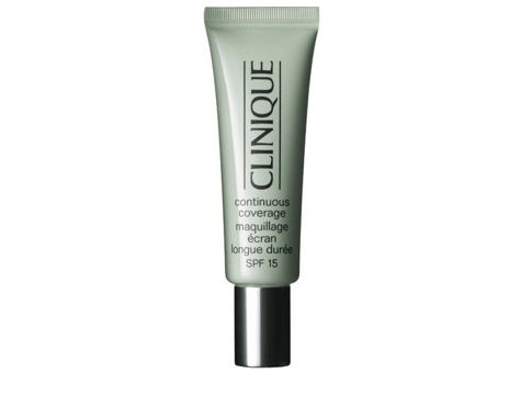 Tekući puder Clinique Continuous Coverage SPF15 30 ml 02 Natural Honey Glow
