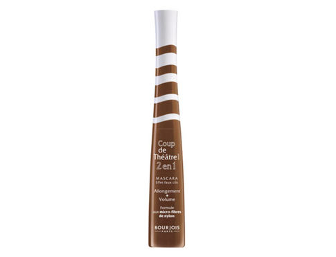 Maskara BOURJOIS Paris Coup de Theatre 2in1 9 ml 52 Brown