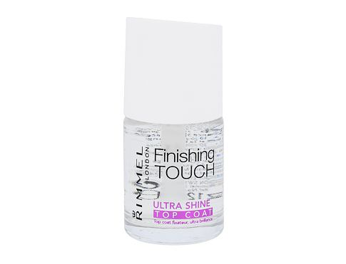 Lak za nokte Rimmel London Finishing Touch Ultra Shine Top Coat 12 ml