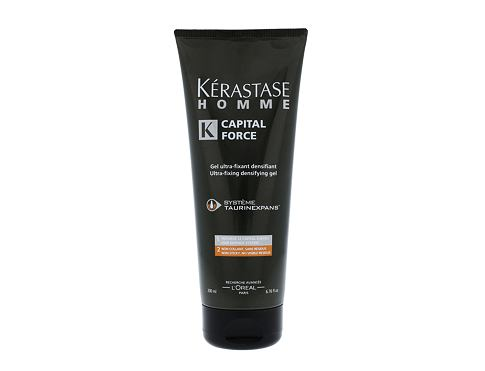 Gel za kosu Kérastase Homme Capital Force 200 ml