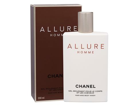 Gel za tuširanje Chanel Allure Homme 200 ml