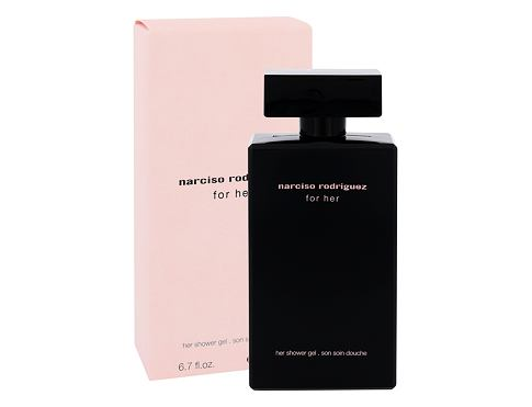Gel za tuširanje Narciso Rodriguez For Her 200 ml