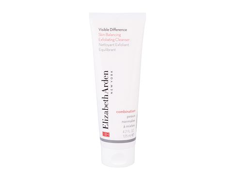 Piling Elizabeth Arden Visible Difference Skin Balancing Cleanser 125 ml Testeri