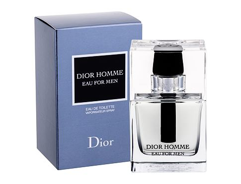 Toaletna voda Christian Dior Dior Homme Eau For Men 50 ml oštećena kutija