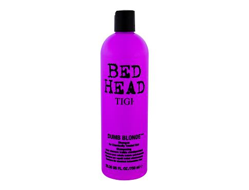 Šampon Tigi Bed Head Dumb Blonde 750 ml