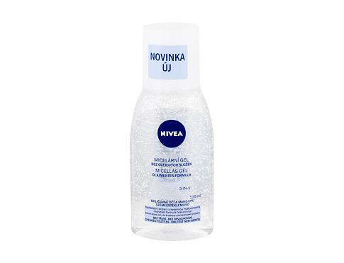 Odstranjivač make-upa Nivea MicellAIR 125 ml