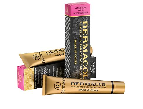 Make up Dermacol Make-Up Cover SPF30 30 g 208