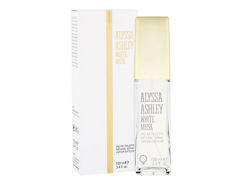 Toaletna voda Alyssa Ashley White Musk 100 ml