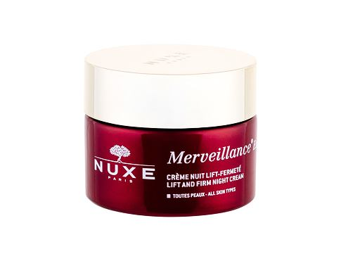 Noćna krema za lice NUXE Merveillance Expert Lift And Firm 50 ml