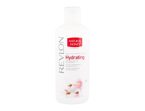 Gel za tuširanje Revlon Natural Honey Hydrating 650 ml