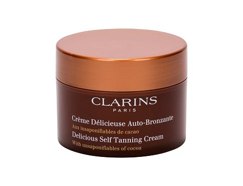 Proizvod za samotamnjenje Clarins Radiance-Plus Delicious Self Tanning 150 ml