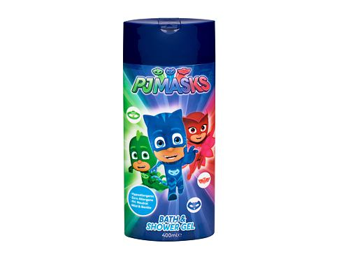 Gel za tuširanje PJ Masks PJ Masks 400 ml