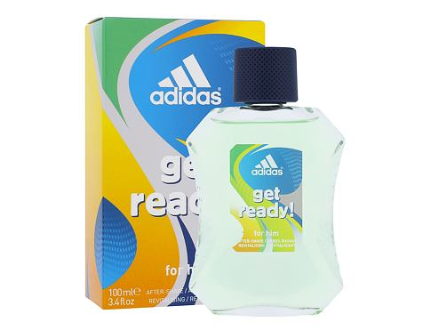 Vodica nakon brijanja Adidas Get Ready! For Him 100 ml
