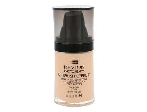 Tekući puder Revlon Photoready Airbrush Effect SPF20 30 ml 001 Ivory