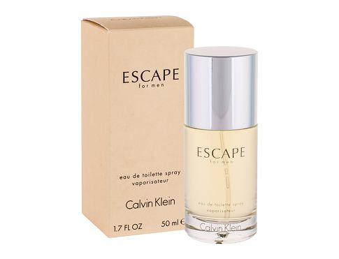 Toaletna voda Calvin Klein Escape For Men 50 ml
