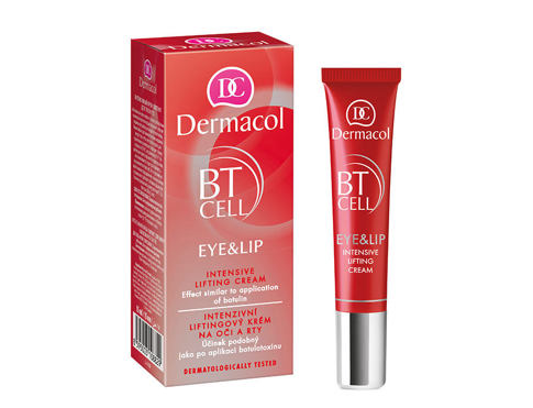 Krema za područje oko oči Dermacol BT Cell Eye&Lip Intensive Lifting Cream 15 ml