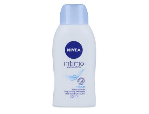 Kozmetika za intimnu njegu Nivea Intimo Intimate Wash Lotion Fresh 50 ml