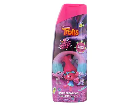 Gel za tuširanje DreamWorks Trolls 400 ml