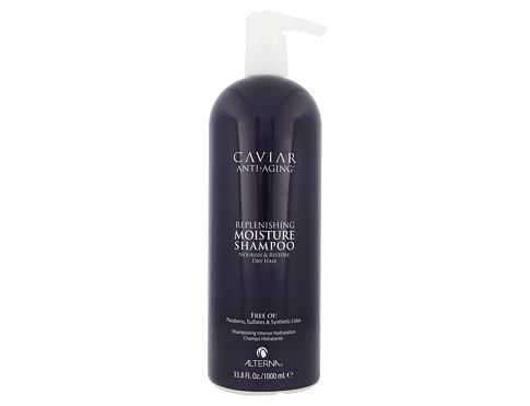Šampon Alterna Caviar Anti-Aging Replenishing Moisture 1000 ml