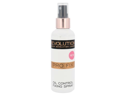Fiksatori šminke Makeup Revolution London Pro Fix Oil Control Spray 100 ml