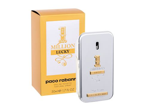 Toaletna voda Paco Rabanne 1 Million Lucky 50 ml
