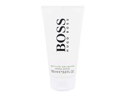 Gel za tuširanje HUGO BOSS Boss Bottled Unlimited 150 ml oštećena kutija